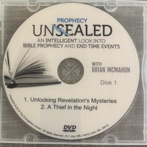 PROPHECY UNSEALED SEMINAR SINGLE DVD's (2 per DVD)