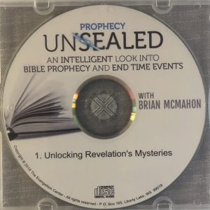PROPHECY UNSEALED SEMINAR SINGLE CD'S