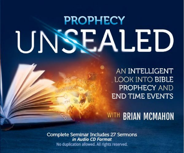 Prophecy Unsealed CD-R Set